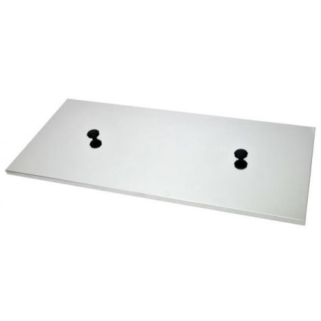 Cover for standard uncapping table Deutsch Normal, 1500mm, stainless steel