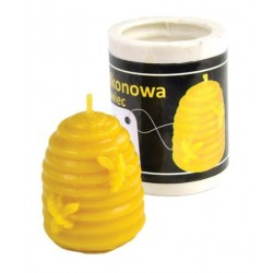 Silicone mould: Basket, small (H-4,5cm)